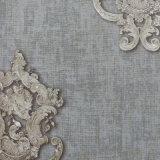 Дизайн интерьера ПВХ виниловые обои шелковую драпировку