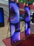 Avant-Grade digital LED de visualización del panel del cartel de publicidad interior (P2.5)