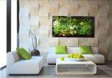 arte artificiale della decorazione della parete del blocco per grafici della pianta 3D