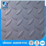 Placa de acero inoxidable Seel accidentada (T 1.8-10mm * W 1000-2000mm * L)