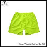 La spuma del Mens mette gli Shorts in cortocircuito della scheda di verde del Mens di colore solido di 18 pollici
