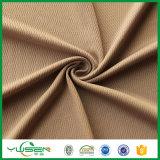 Tessuto di maglia di qualità di vendita della fabbrica del tessuto della Jersey di gioco del calcio della maglia forte
