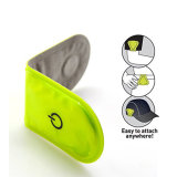 Clips magnétiques réfléchissants flexibles sur les vêtements LED Magnet Light