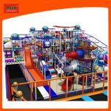 Используемое оптовой ценой оборудование спортивной площадки детей коммерчески крытое для сбывания