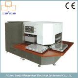Máquina de moldagem de imprensa de calor de alta freqüência para a forma de SBR / EVA