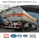Weichai Styerエンジンを搭載する28cbm Shacmanのユーロ4のガソリンガソリンオイルタンクのトラック