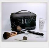 O cosmético da caixa cosmética do plutônio do poliéster compo o saco