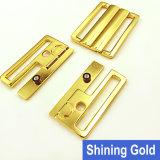 clip del metal del oro del traje de baño de 40m m en prueba del agua