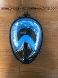 Anti-Fogging широкий взгляд с подныриванием Snorkel полной стороны Easybreath держателя камеры Gopro