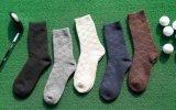 人の厚い綿の靴下の卸売の中国の製造業者のための冬のウールのソックス