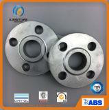 Bride de l'acier du carbone de Galanized de la qualité Cl150-Cl2500 A105 ainsi (KT0596)
