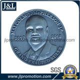 Moneta del metallo di disegno 3D del cliente con buona qualità