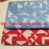 Gefärbtes Jacquardwebstuhl-Kleid-Polyester-Baumwollgewebe für Frauen-Kleid-Mantel-Fußleisten-volles Kleid-Kleid