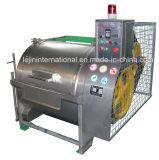Máquina de lavado industrial de acero inoxidable horizontal para lavado de fábricas