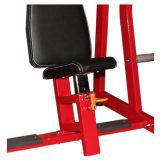De Apparatuur van de Geschiktheid/van de Gymnastiek van de Bouw van het lichaam voor de ISO-ZijPers van de Borst van de Helling (hs-1008)