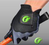 Перчатка руки перчаток гольфа PU левая для людей