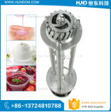 Misturador do homogenizador do aço inoxidável para o cosmético