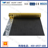 Sous-couche de tapis de sol en bois à 2mm avec film en aluminium