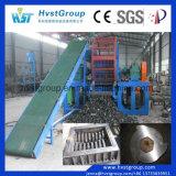 Trinciatrice della gomma di gomma/gomma di gomma che ricicla macchina/pneumatico residuo che ricicla macchina