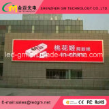 LED publicité commerciale, Outdoor Media, affichage LED, P10, USD550 / M2