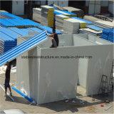 Maison mobile préfabriqués avec certification CE