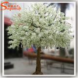 Albero artificiale del fiore di ciliegia della vetroresina esterna della decorazione