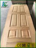 イラクの市場のための形成されたドアの皮かドアのパネル