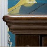 家庭内オフィスの家具(AS829)のための米国式の木のNightstand
