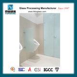 Cloison de séparation en verre de modèle neuf pour la toilette