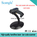 Handfree escáner de código de barras SGT-2209 Negro