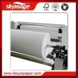 papel de transferência seco contra onda do Sublimation de 1.87m 50GSM Fasy para a impressora de alta velocidade Senhora-JP