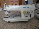 Wd-8700d Lockstitch Mando directo de la máquina de coser