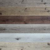 le noeud de 2mm aiment le plancher sec de vinyle de PVC de dos de colle vers le bas