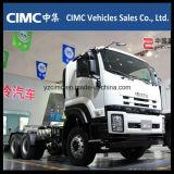 Isuzu 6X4 원동기 또는 트랙터 트럭 또는 트랙터 헤드