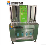 Commercial Légumes Fruits automatique machine Melon de noix de coco ananas Peeling Peeler Machine pour 4 PC par min.