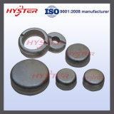 L'usure blanche de fer boutonne des barres et la réparation de protecteur de position extrayant les pièces antiusure
