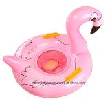 Напольное заплывание оборудует место младенца PVC или фламингоа и лебедя TPU раздувное плавая