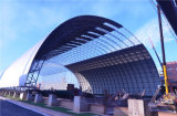 Q235 Outdoor Steel Space Frame Steel Structure