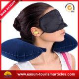 Almofada inflável de viagem promocional para avião (ES3051767AMA)