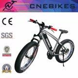 Bicicleta eléctrica de la nieve del neumático gordo con el motor de la impulsión de 48V 750W MEDIADOS DE