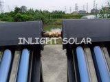 Le système de chauffage solaire de la pompe à eau (2 bobines dans le réservoir)