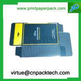 Paquete de colores impresos personalizados cosmética de Papel Caja de regalo por una botella de perfume