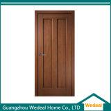 Porta de madeira contínua clássica do Stile e do trilho