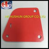 Металлические штамповки деталей может быть пользовательские порошок нанесите на красный (HS-МТ-030)