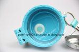 500ml чывство хорошее, отсутствие бутылки воды Defermation пластичной, голубой бутылки воды спорта (hn-8601)