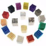 Неодимовый магнит сфера 216 ПК 5мм игрушка