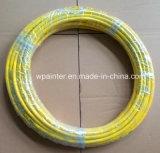 """SAE100 R7 3/4"""" sur le fil Haute pression/résine tressée flexible en acier"""