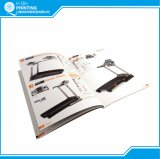 Revista de folhetos promocionais de produtos de impressão