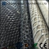 Кожа перчаток PVC картины змейки конструкции способа с хороший Носить-Сопротивлять