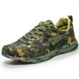 2017の方法スポーツのスニーカーの通気性の運動靴の軍隊の緑Zapatos